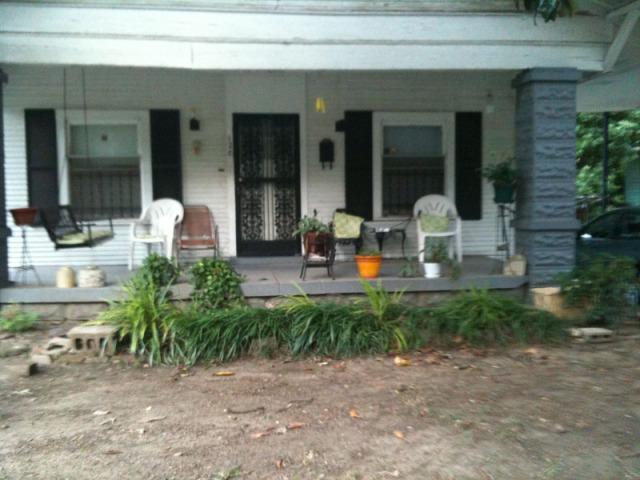 A Front Porch