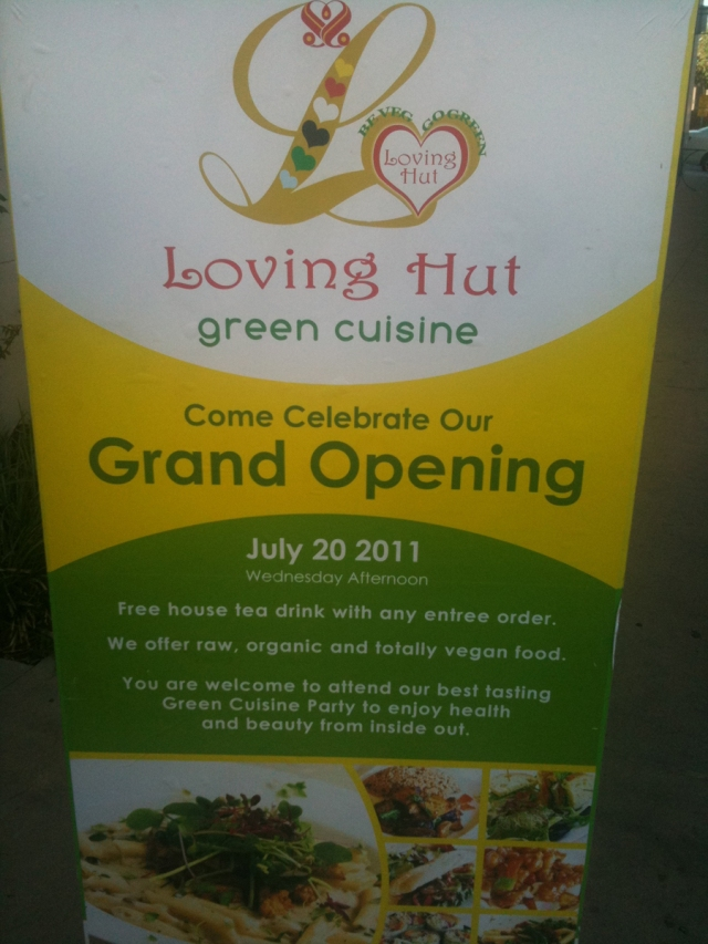 Loving Hut Green Cuisine