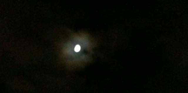 Osaka's September Moon