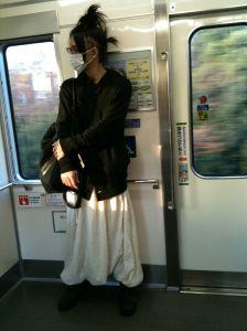 Modern Monorail Samurai
